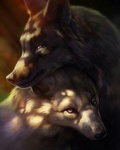 Uma loba que estava destinada a morrer, sobrevive, e poderá ter a cha… #lobisomem # Lobisomem # amreading # books # wattpad
