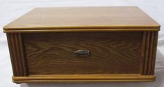 CROSLEY Turntable Record Player CR47 - Wood Case - Little Use - Ready To Use VGC #Crosley