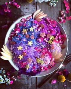 These Colorful (and Healthy!) Unicorn Noodles Are About to Flood Your Instagram