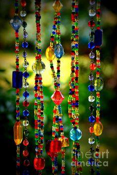 Title  Jewels In The Sun   Artist  Debra Martz   Medium  Photograph - Photography