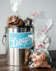 Holiday Cookie Gift Pail