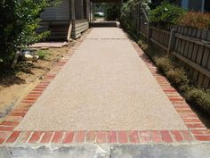Exposed Aggregate - Galleries - Prestige Pattern Paving
