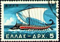 Athenian war ship