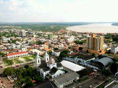 Porto Velho em Rondônia