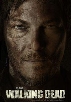 Daryl Dixon Girlie The Walking Dead Horror Zombie Daryl Dixon Serie Rick Crimes