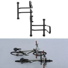 Amazon.com : Adjustable 1-6 Bike Floor Parking Rack Storage Stands Bicycle : Indoor Bike Storage : Sports & Outdoors