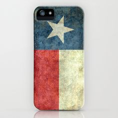 "The ""Lone Star Flag"" of Texas iPhone & iPod Case by Bruce Stanfield - $35.00"