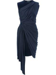 LANVIN - Asymmetric dress