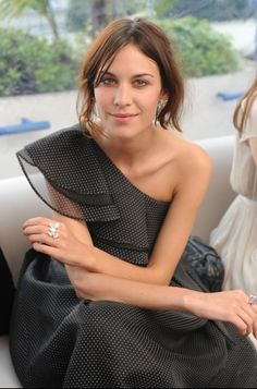 Alexa Chung @ Parties — The Cannes-Cannes