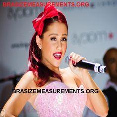 Ariana Grande Bra Size