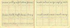 Aertists' manuals, vere Foster's New Civil Service Copy Book c1895