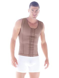 0464f8dd0be89b 11017 - Post-Surgical  amp  Abdomen Reduction Male Girdle. By Fajas Dis.
