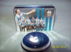 Memória do Futebol Contada na Caixinha de Fósforo: ARGENTINA DOS TEMPOS DE MARADONA E CANIDIA ELIMINA...
