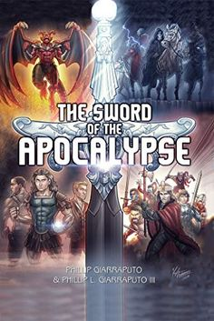 Now on Kindle The Sword of the Apocalypse is a unique twist on the end of the world, with a fantasy component, including the sword and the quest to retrieve it, all leading up to the final battle of good versus evil.