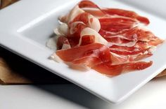 Iberico ham - basically the most perfect ham in existence