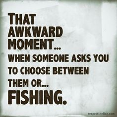 Are you a hunting and fishing fan? Check out these funny hunting and fishing pictures and memes that you'll surely be able to relate to. Fly Fishing Tips, Fishing Humor, Fishing Stuff, Funny Fishing Quotes, Fishing Signs, Fishing Trips, Fishing Basics, Walleye Fishing, Bass Fishing