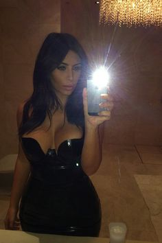 Kim Kardashian's Best Selfies of All Time - Kim Kardashian Instagrams