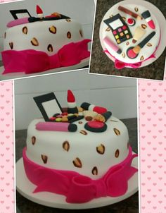 Make up Cakes