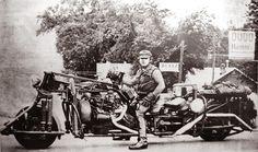 胸熱すぎる世界最大のバイク「Roadog」全長5m 重量1.5t マジかよこれ