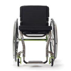 TiLite TRA Titanium Mono-Tube Wheelchair