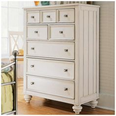 Like this collection too - American Drew Camden 6 Drawer Chest | Wayfair