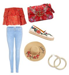 Designer Clothes, Shoes & Bags for Women Alice Olivia, Gucci, Shoe Bag, Polyvore, Red, Stuff To Buy, Accessories, Shopping, Shoes