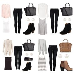 Collage, Fashion Pics, Polyvore, Closet, Image, Clothing, Collages, Armoire, Closets