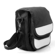 Neewer Camera Bag/Case For Canon t1i, t2i, t3i, Nikon D90 d60, Canon PowerShot SD3500 A3000 IS G12 S90 A490 A495 500 IXUS 115 SD1400 IS S95 SD4000 , Canon IXUS 1000 PowerShot SX220 HS, Nikon D3100 - Finding the Best Deals of the Day  Medium Sized Camera Case/Bag for DSLR and Digital Cameras Color: Black Material: Protective padded fabric interior, durable polyester exterior Durable polyester fabric exterior to repel liquids and dirt and resist against impact Suitable for: All