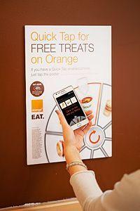 Orange UK announces Quick Tap treats for 200,000 NFC customers