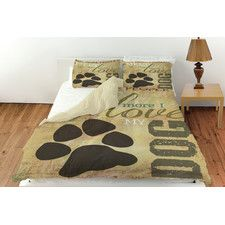 People vs Dog Duvet Cover Collection