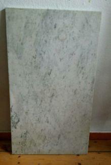Marmorplatte L110cm x B62cm x T2cm in Dresden - Bühlau   Esstisch gebraucht kaufen   eBay Kleinanzeigen