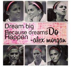 Alex Morgan ❤