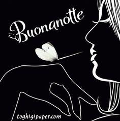 Gif buonanotte ⋆ Toghigi♥Paper Good Night Gif, Night Love, Love You, Lily, Neon Signs, Animation, Paper, Crassula Ovata, Instagram