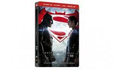 [Angebot Import] Batman v Superman Steelbook Editon (2D/3D Blu-ray) für 1855