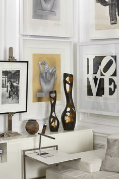Tour a Paris Home Where Impactful Art and Innovative Design Create Alchemy Photos | Architectural Digest