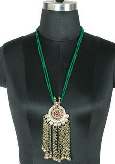 Antique Afghan Necklace design 14 – Desically Ethnic