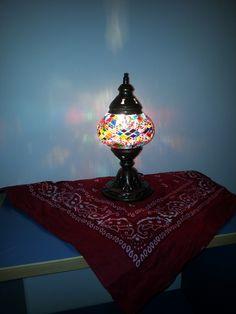 Mozaic Lamp