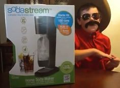 Enter to Win a SodaStream Start-Up Kit at Giveaway Bandit - How to Make Your Own Soda Pop at Home!