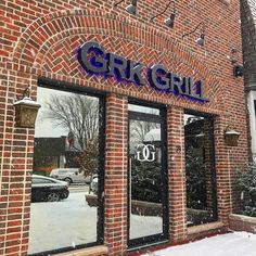 GRK Grill, the expected Greek restaurant in Cresskill, is officially open. The menu (View Menu) offers a variety of traditional Greek grilled and charred foods such as soulvaki sticks and gyros made from chicken, beef, lamb, and pork. Other items include gourmet salads, gourmet burgers and variet
