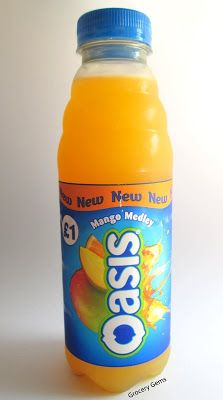 Oasis Mango Medley Drink Drinking Around The World, Fanta Can, Non Alcoholic Drinks, Aesthetic Wallpapers, Oasis, Mango, Canning, Wattpad, Juice