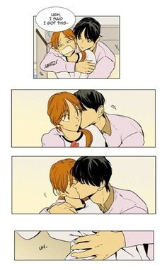 Cheese in the trap Cheese In The Trap Webtoon, Devil Aesthetic, Art Reference Poses, Manga To Read, Haikyuu, Manhwa, Cute Couples, Manga Anime, Fan Art