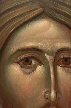 Byzantine Icons, Byzantine Art, Images Of Christ, Archangel Michael, Art Icon, Orthodox Icons, Sacred Art, Christian Art, Christianity