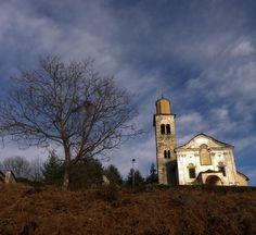 Church of St. Antonio, Ameno, Italy