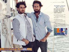 """Que tiene de especial escoger una camisa """"PLAYERS´ CHOICE"""" de James Harves? Son los detalles que hacen... http://www.rolanuniformes.es/sportswear-y-complementos/james-harvest/"""