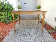 Mid Century Danish Modern Ingram of California End Table Los Angeles by HouseCandyLA, $199.00