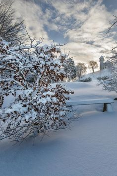 Winter wonderland (Norway) by Viggo Johansen