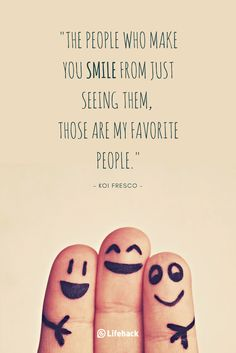 Make You Smile Quotes Person Makes You Smile Quotes  If You Smile At Someone They Might .