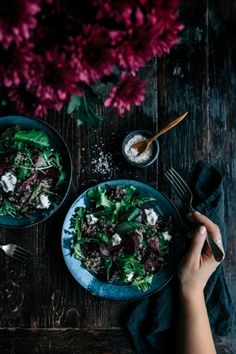 Roasted Beetroot & Quinoa Salad  |  Gather & Feast