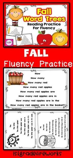 Fall Fluency for REA