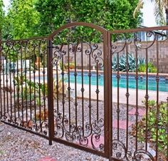 Calfiornian Gate and Pool Fencing